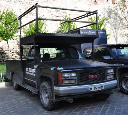 Jagdliches Fahrzeug