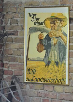 Wer Bier trinkt