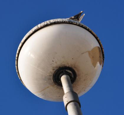Kaputte Lampe