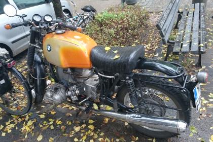 Motorrad schön