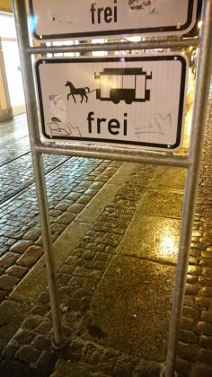 Pferdetram